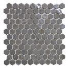 Hex Stoneglass Opalo Grey 30.1x29 cm