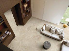 Svetainės grindų plytelės (valgomasis)