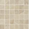 Rialto Caramel Mosaico 5x5 su rete 30x30 cm