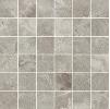 Rialto Gris Mosaico 5x5 su rete 30x30 cm