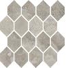 Rialto Gris Mosaico Esagona Mix 31x33 cm