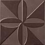 Triplex Fronteira Brown 20x20 cm