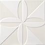 Triplex Fronteira White 20x20 cm