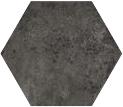 Urban Hexagon Dark 29.2x25.4 cm