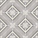 Art Nouveau Inspire Grey 20x20 cm