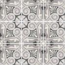 Art Nouveau Opera Grey 20x20 cm