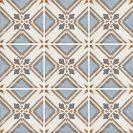 Art Nouveau Turin Colour 20x20 cm