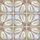Art Nouveau Viena Colour 20x20 cm