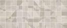 Fusion Mosaico Visone 25x60 cm