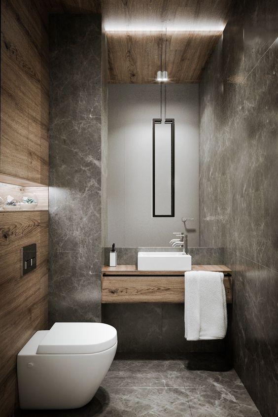Mažos Vonios Plytelių Dizainas Apdailos Namai
