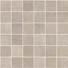 Mosaico 5x5 su rete Creta 30x30 cm