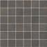 Mosaico 5x5 su rete Lavagna 30x30 cm