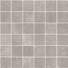 Mosaico 5x5 su rete Pomice 30x30 cm