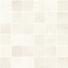 Mosaico 5x5 su rete Talco 30x30 cm