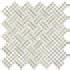 Mosaico Basket su rete Creta 30x30 cm