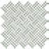 Mosaico Basket su rete Pomice 30x30 cm