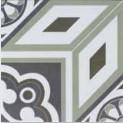 Shabo Jaspe 22,3x22,3 cm