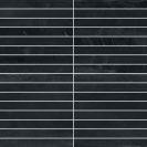 Mark Mosaico Black 40x40 cm