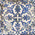 Maoiliche 2 Blu 20x20 cm