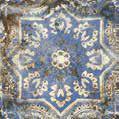 Maoiliche 4 Blu 20x20 cm