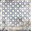Maoiliche 6 Blu 20x20 cm
