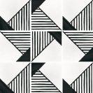 Caprice DECO Origami B&W 20x20 cm