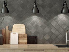 Virtuvės sienų plytelės