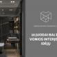 10 juodai baltų vonios interjero idėjų