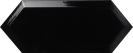 Cupidon Negro Brillo Bisel 10x30 cm
