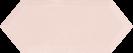 Cupidon Rosa Brillo Bisel 10x30 cm