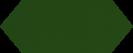 Cupidon Dark Green Brillo Liso 10x30 cm