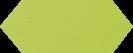 Cupidon Green Brillo Liso 10x30 cm