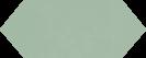 Cupidon Light Green Brillo Liso 10x30 cm