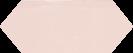 Cupidon Rosa Brillo Liso 10x30 cm