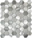 Alpha Silver 28,3x24,5 cm